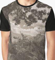 Castello di Comano Graphic T-Shirt