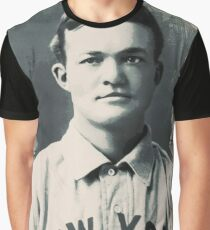 Young Faces from the past Series by Adam Asar, No 79 Graphic T-Shirt