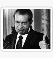 President Richard Nixon Sticker