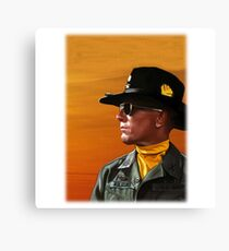 Apocalypse Now T-Shirt Canvas Print
