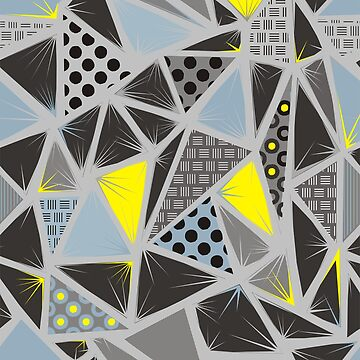 Structure of triangles with different textures by Nata-V