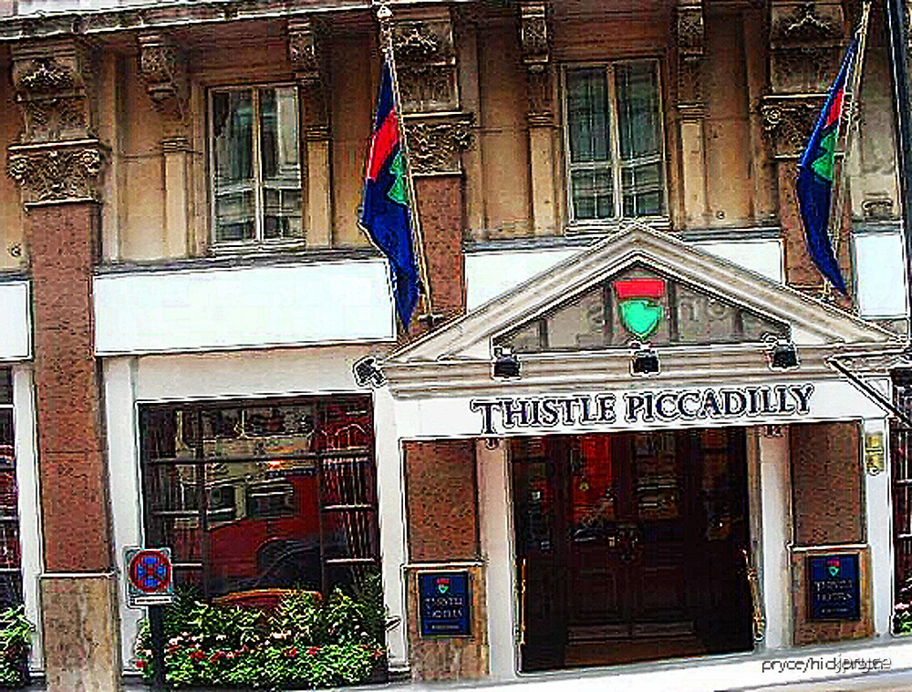 Thistle Piccadilly Hotel by jpryce