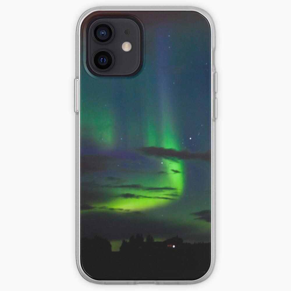 Edmonton Aurora Borealis iPhone Case & Cover