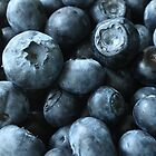 Big Beautiful Blueberries by Stephen Thomas