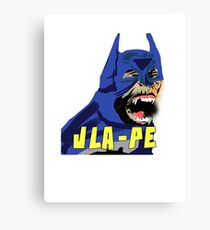 JLA-PE Canvas Print