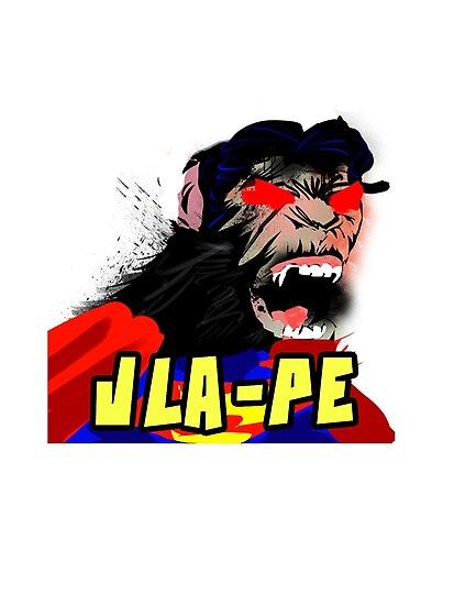 Super-JLA-PE by CharlieAns