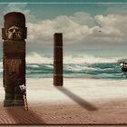 The Lost Idol of Aztelan by Richard  Gerhard