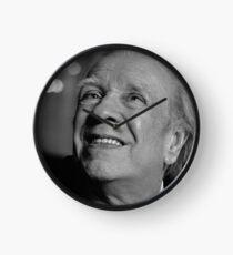 Jorge Luis Borges Clock
