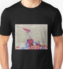 Iwo Jima Delcaration of Freedom Unisex T-Shirt