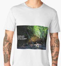 Let's Go Exploring Men's Premium T-Shirt