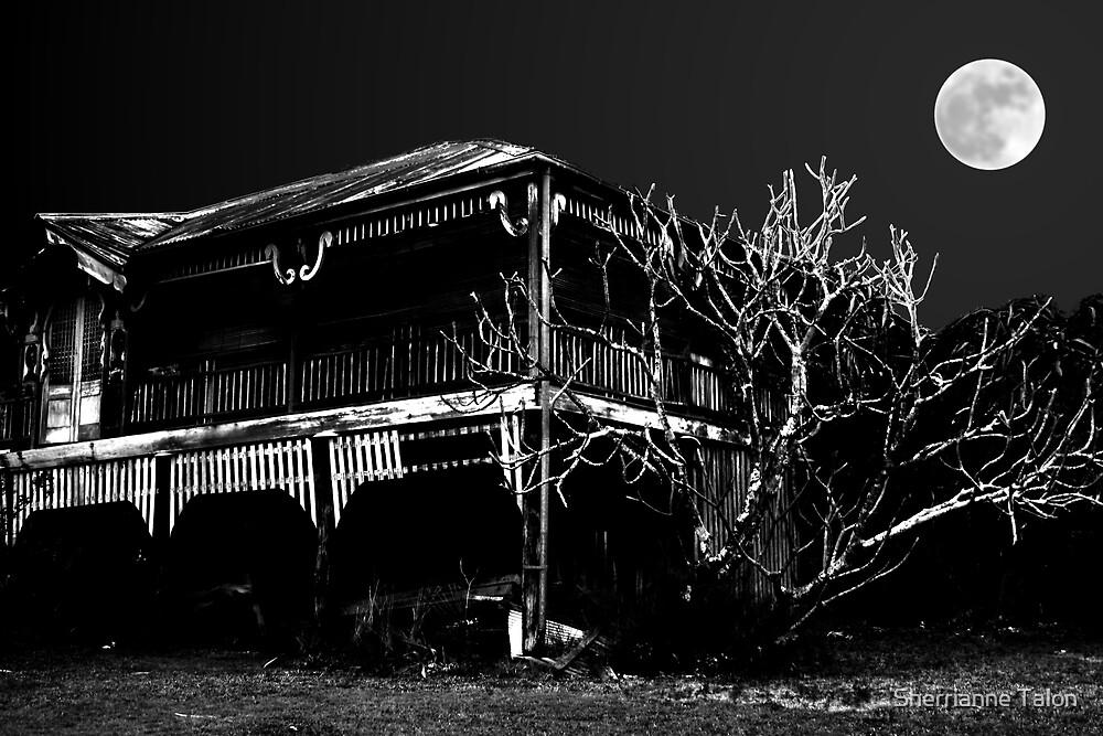 Haunted by Sherrianne Talon
