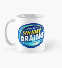 DRAIN THE SWAMP WITH SWAMP DRAINO Classic Mug
