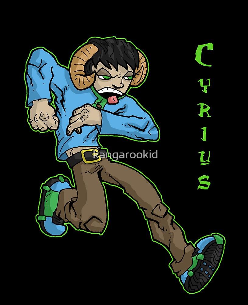 cyrius 2... by kangarookid