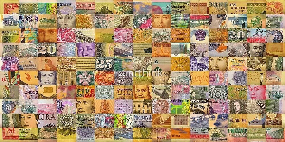Funny Money by mrthink