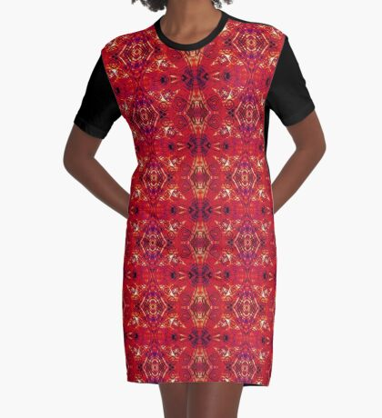zen - I Am Rooted Graphic T-Shirt Dress