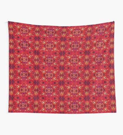 zen - I Am Rooted Wall Tapestry