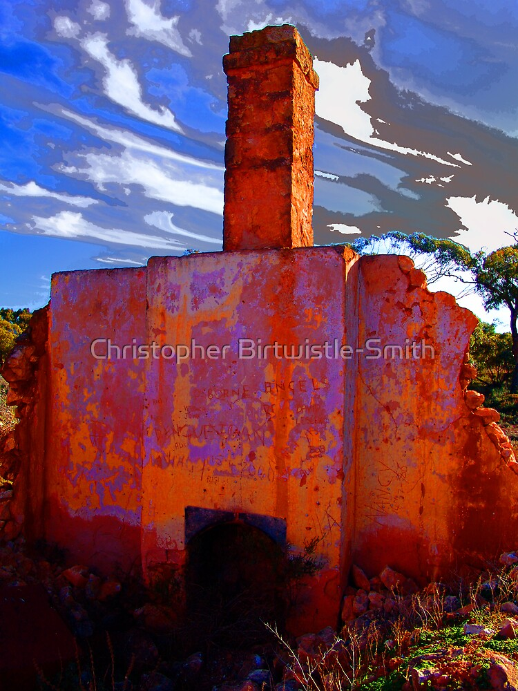the noticeboard  by Christopher Birtwistle-Smith