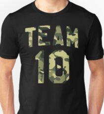 Camo Jake Paul Team 10 T-Shirt