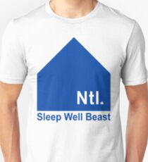 The National - Sleep Well Beast Unisex T-Shirt