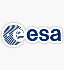 ESA - European Space Agency Sticker