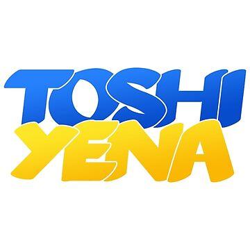 Toshiyena Design 2 by Toshiyena
