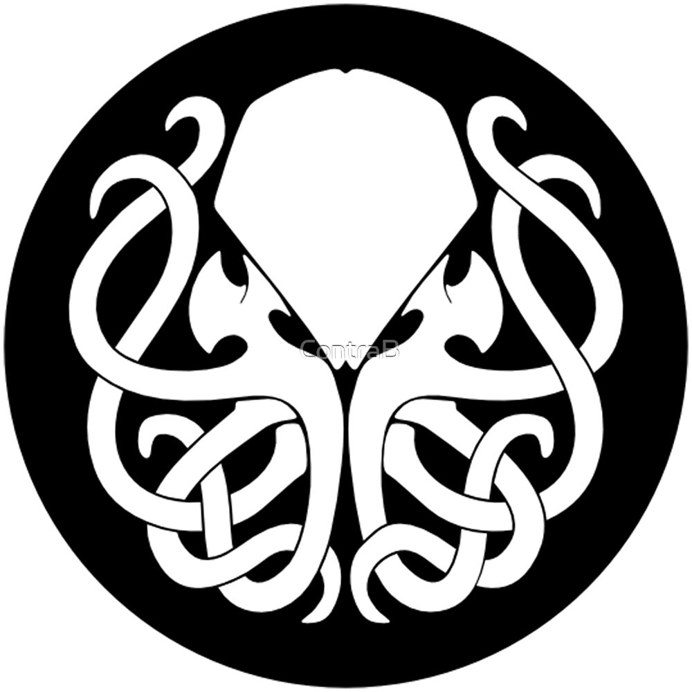 Cthulhu Black Mark by ContraB