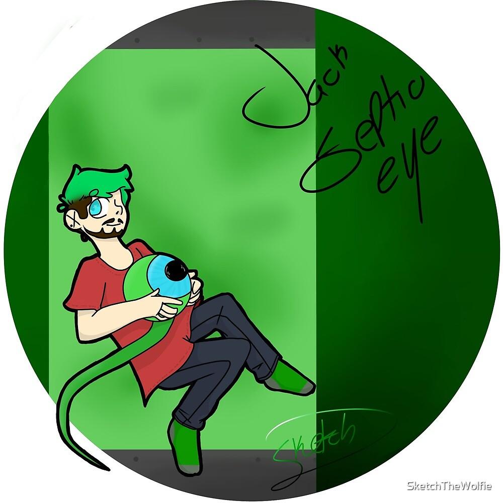 Jacksepticeye by SketchTheWolfie