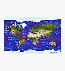 Ocean Currents Photographic Print