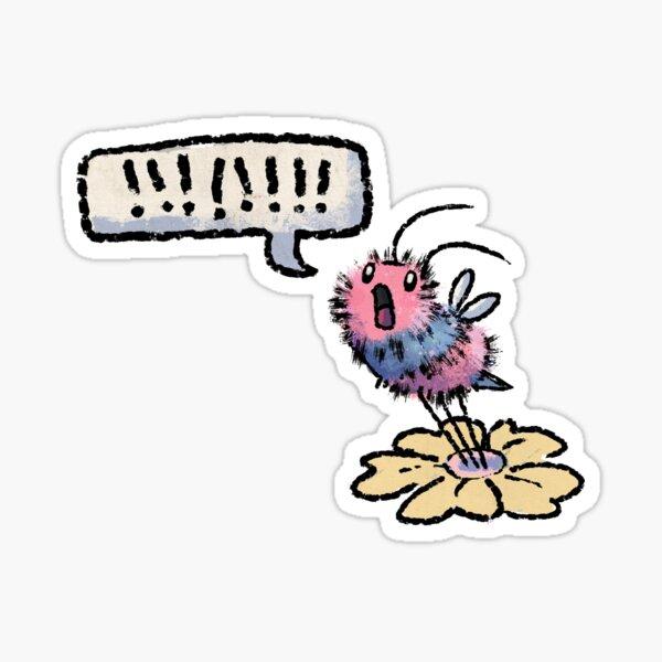 Bee Heard Sticker