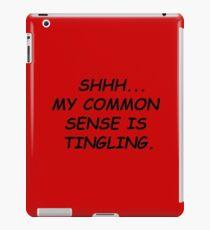 Deadpool - Common Sense iPad Case/Skin