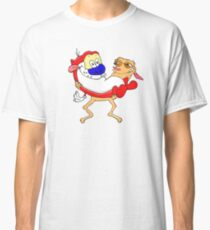 Modern Ren and Stimpy  Classic T-Shirt