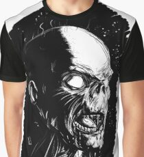 Zombie Walker Graphic T-Shirt