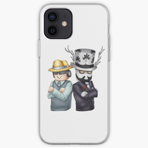 Badcc and Asimo iPhone Soft Case