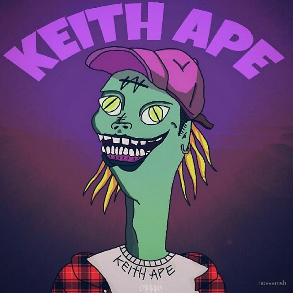 KeithApe by nossamsh