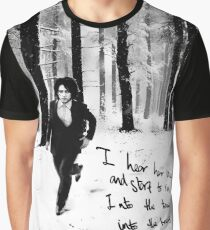 A Forest Robert Smith Graphic T-Shirt