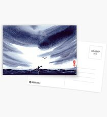 Sea Kayaker Postcards