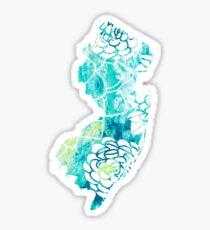 The Garden State Sticker