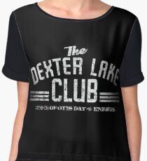 The Dexter Lake Club Chiffon Top