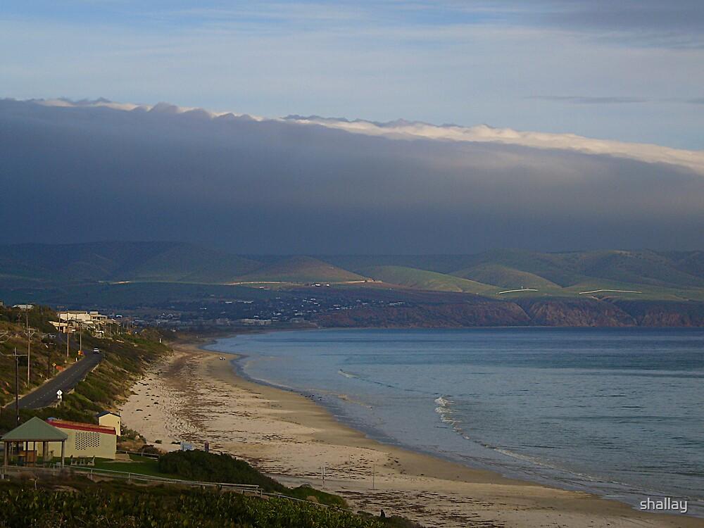 towards Sellick's Beach by shallay