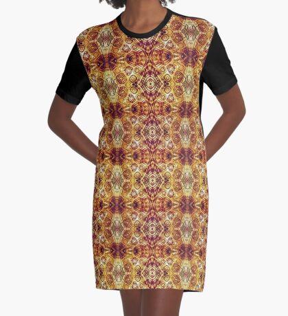 Zen I Am Sacral Flow  Graphic T-Shirt Dress