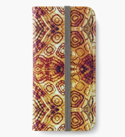 Zen I Am Sacral Flow  iPhone Wallet