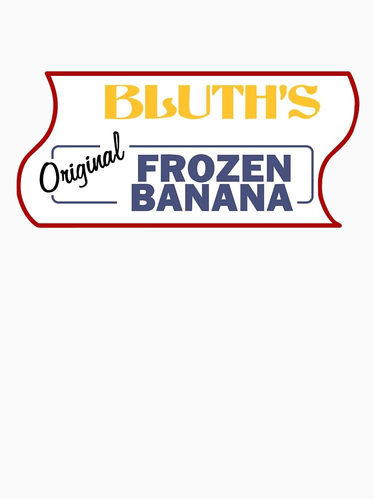 Bluth Frozen Banana Stand Logo (Arrested Development) by slippi