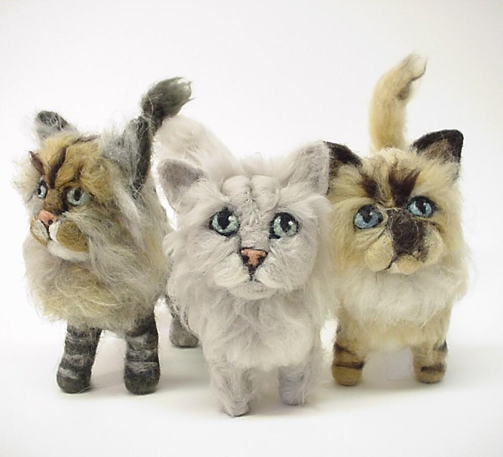 Meow by Amelia  Santiago
