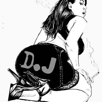 D.J Booty Girl by DezJovi