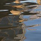 Dock reflections by Kirstyshots