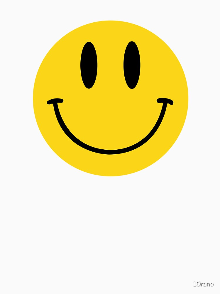 Classic Acid House Smile  by 10rano