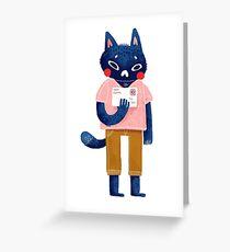 Penpal Greeting Card
