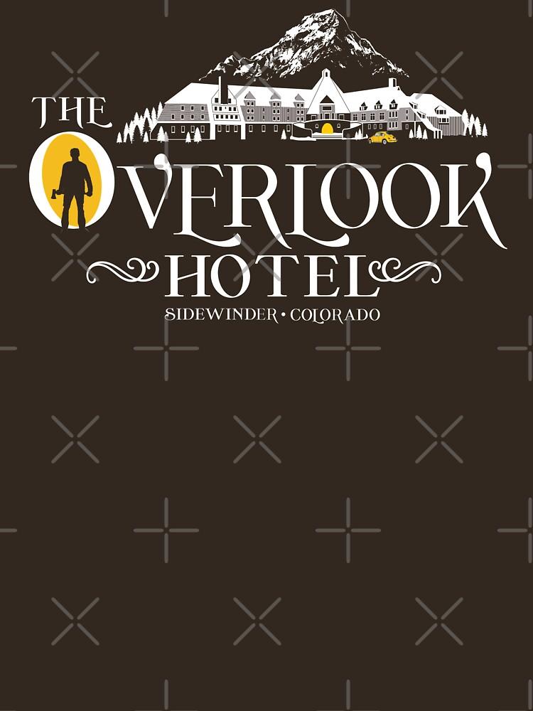 The Shining - Overlook Hotel Yellow lights by Purakushi