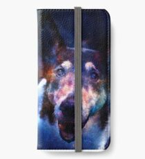 Galaxy Eyes iPhone Wallet/Case/Skin