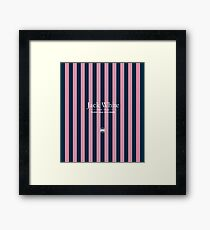 Jack White - Jack Wills Framed Print
